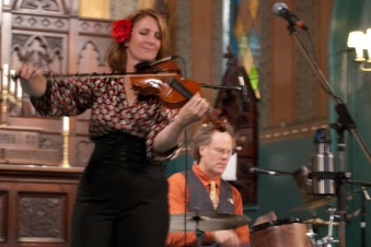 2MSP3 Fiddler and Drummer