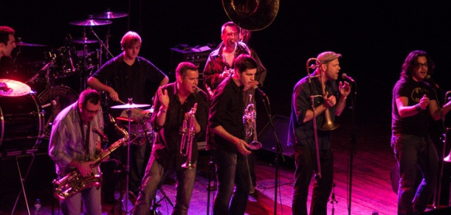 Extra Crispy Brass Band